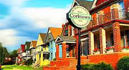 Corktown Homes for Sale